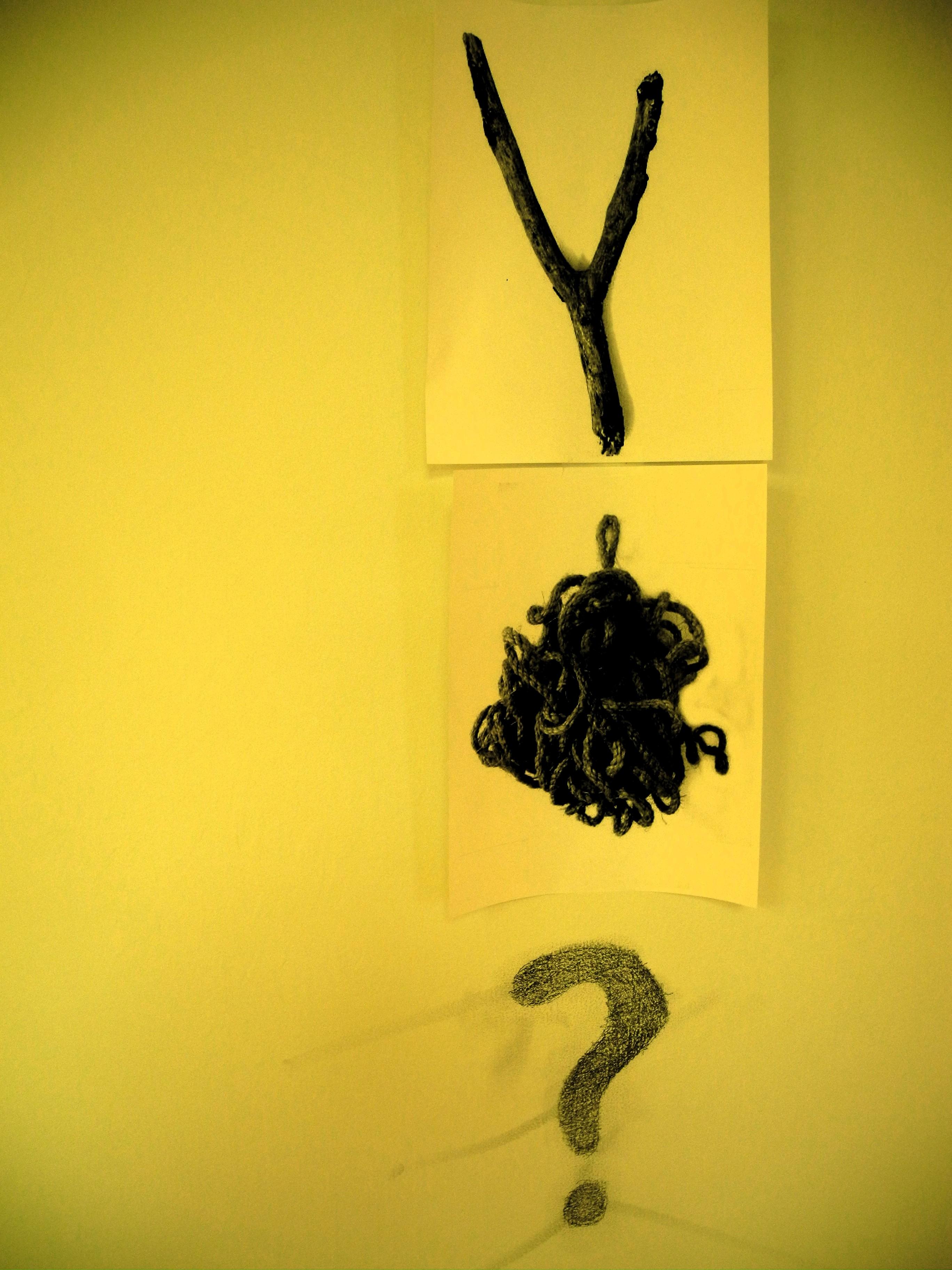 Y knot?